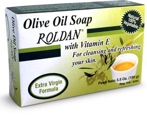 Jabón Aceite de Oliva Roldan