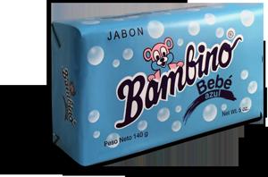 Jabón Bambino Azul